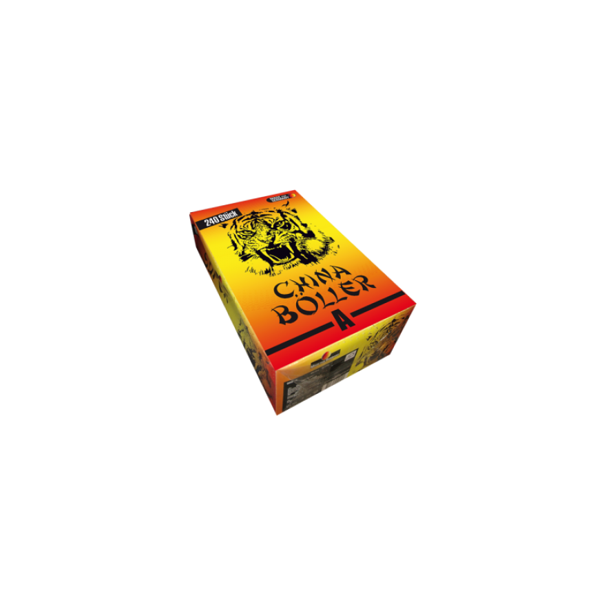 China Böller A  6er Packung